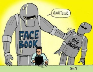 Facebook is bigger than Big Brother